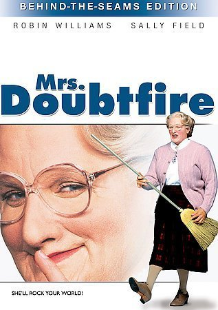 Mrs. Doubtfire Williams Field DVD Pg13 Ws