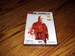 Sheild Season 5 Disc 1 Episodes 1 4