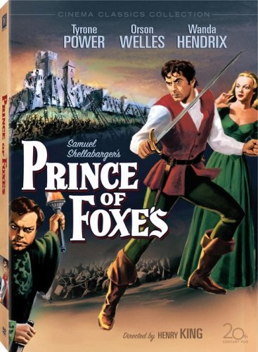 Prince Of Foxes (1949) Prince Of Foxes (1949) Nr