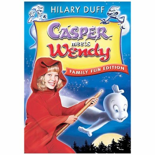 Casper Meets Wendy Casper Meets Wendy DVD Pg