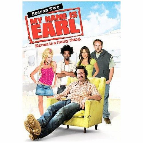 My Name Is Earl Season 2 DVD