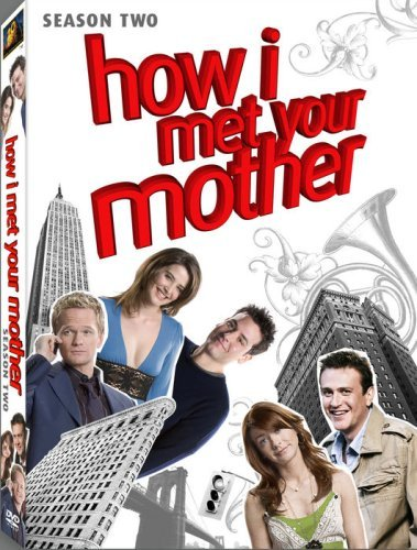 How I Met Your Mother Season 2 DVD Nr
