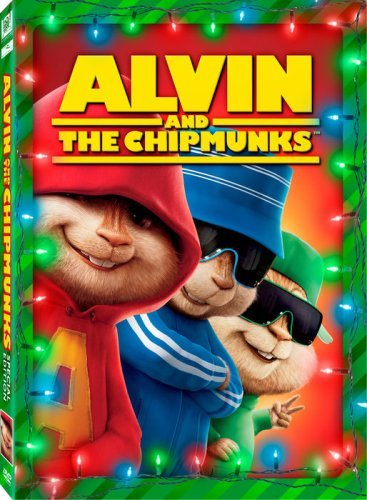 Alvin & The Chipmunks Alvin & The Chipmunks Pg 2 DVD