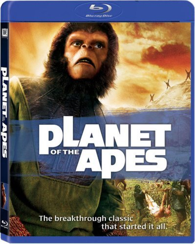 Planet Of The Apes Planet Of The Apes Blu Ray Ws 40th Anniv. Ed. Planet Of The Apes