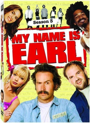 My Name Is Earl Season 3 DVD
