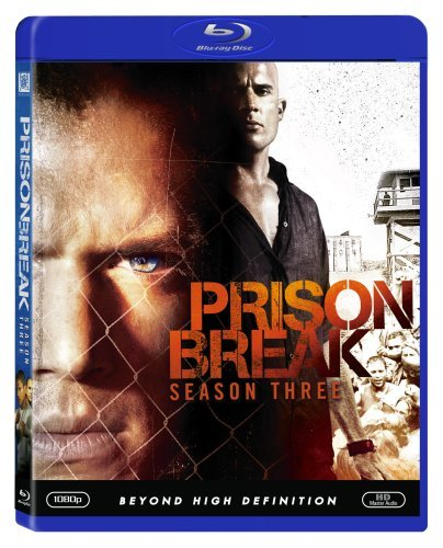 Prison Break Season 3 Ws Blu Ray Nr