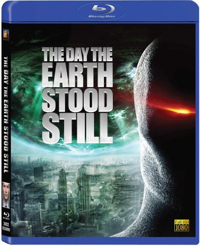 Day The Earth Stood Still (2008) Reeves Connelly Bates Blu Ray Ws Pg13 3 Br