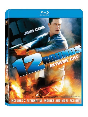 12 Rounds Cena Scott Harris Blu Ray Ws Pg13 2 Br