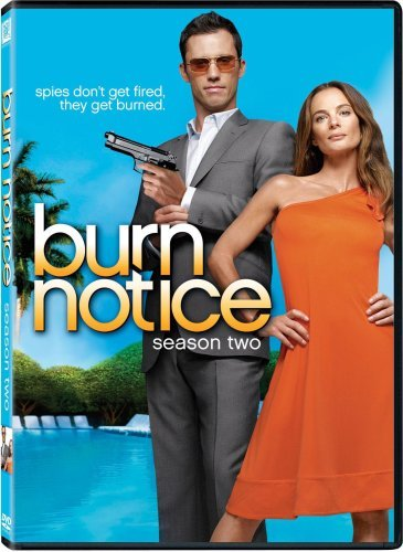 Burn Notice Burn Notice Season 2 Ws Nr 4 DVD