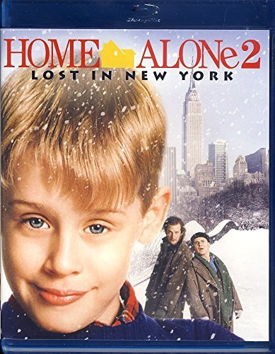 Home Alone 2 Lost In New York Culkin Pesci Stern Blu Ray Ws G