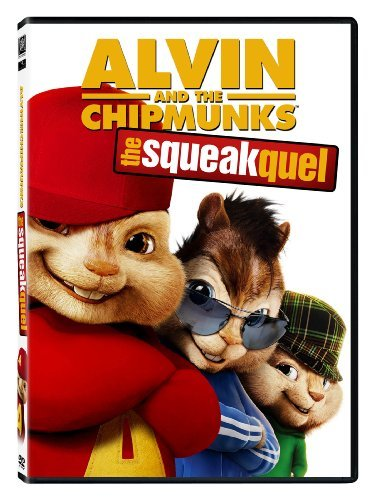 Alvin & The Chipmunks Squeakque DVD Pg Ws