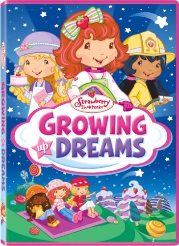 Growing Up Dreams Strawberry Shortcake Ws Nr