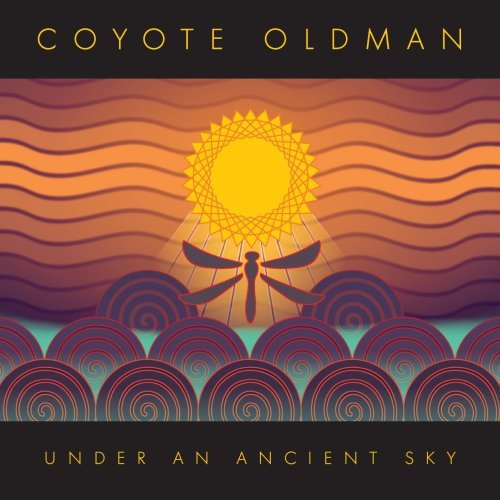 Coyote Oldman Under An Ancient Sky