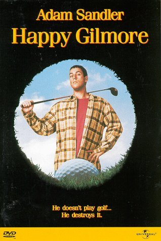 Happy Gilmore Sandler Mcdonald Clr Cc 5.1 Spa Sub Keeper Pg13