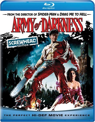 Army Of Darkness Campbell Davidtz Blu Ray R Ws