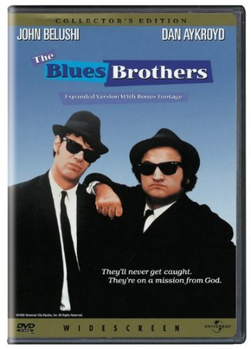 Blues Brothers Belushi Aykroyd DVD R