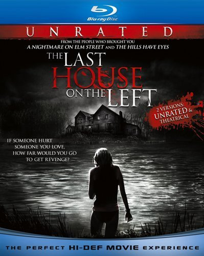 Last House On The Left (2009) Potter Paxton Blu Ray Ws Ur R