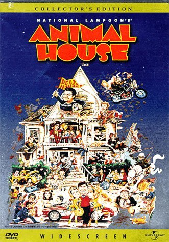 National Lampoon's Animal House Clr Cc St Aws Keeper R Coll. Ed.