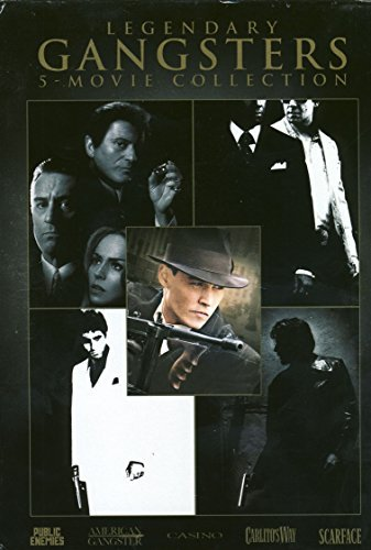 Legendary Gangsters 5 Movie C Legendary Gangsters 5 Movie C Ws R 5 DVD