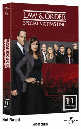 Law & Order Special Victims Un Season 11 Ws Nr 5 DVD
