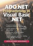 Steven Holzner Ado.Net Programming In Visual Basic .Net 0002 Edition;revised