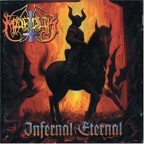 Marduk Infernal Eternal Import Gbr