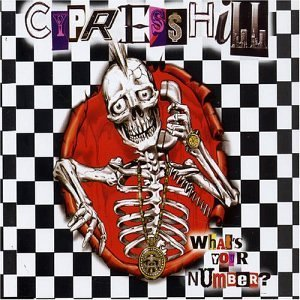 Cypress Hill What's Your Number Import Aus