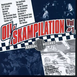Oi! Skampilation Vol. 1 Oi! Skampilation Citizens Allstonians Insteps Oi! Skampilation