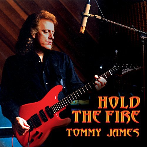 Tommy James Hold The Fire Digipak