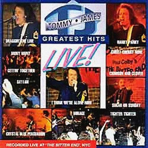 Tommy James Greatest Hits Live