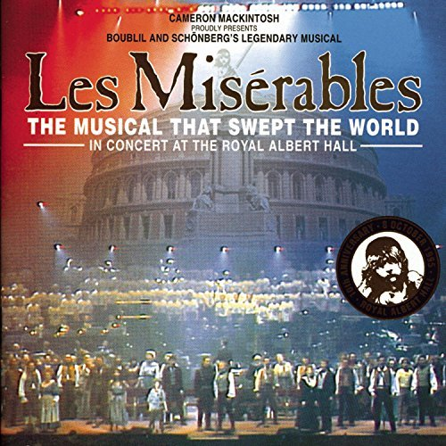 Royal Philharmonic Orchestra Les Miserables Royal Philharmonic Orchestra 2 CD Set