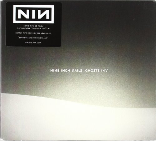 Nine Inch Nails Ghosts I Iv 2 CD Set