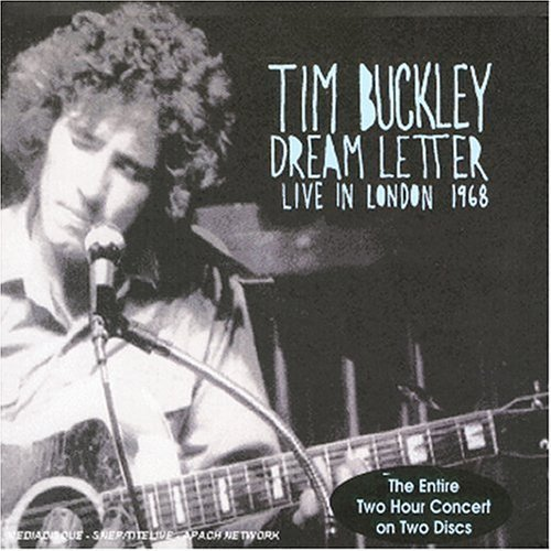 Tim Buckley Dream Letter Live In London 19 2 CD