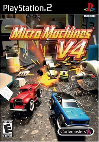 Ps2 Micro Machines V4