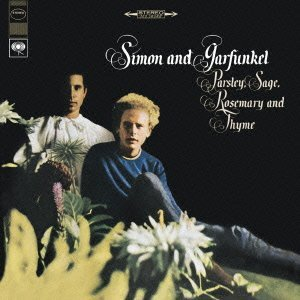 Simon & Garfunkel Parsley. Sage. Rosemary & Thym Import Jpn Blu Spec Cd2