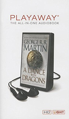 George R. R. Martin A Dance With Dragons Play Away