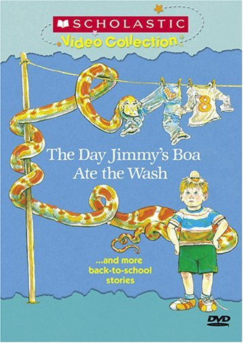 Day Jimmy's Boa Ate The Wash Day Jimmy's Boa Ate The Wash Chnr