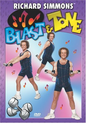 Richard Simmons Blast N Tone Nr
