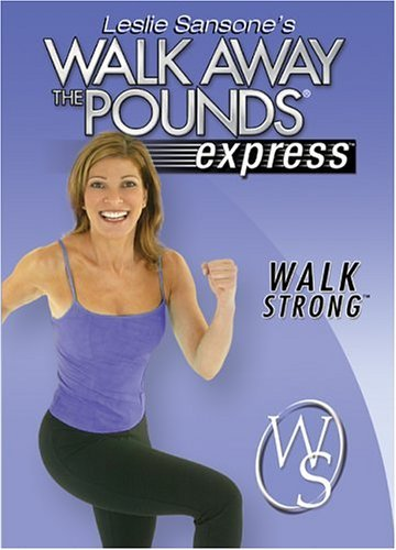 Leslie Sansone Walk Away The Pounds Express W Nr
