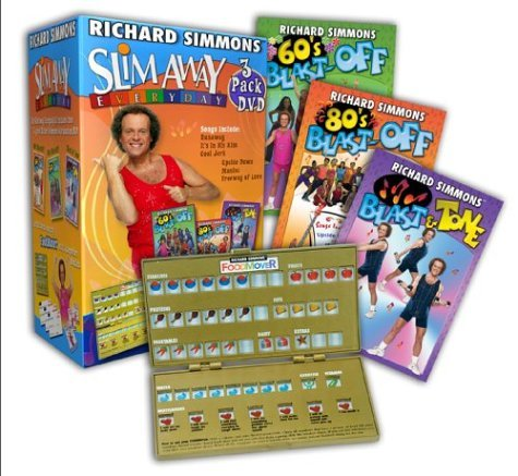 Richard Simmons Slim Away Everyday Clr Nr 3 DVD