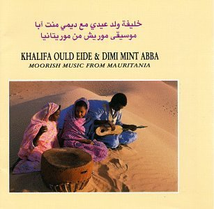 Eide Abba Moorish Music From Mauritania