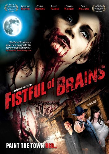 Fistful Of Brains Martin Osborne Parker DVD Mod This Item Is Made On Demand Could Take 2 3 Weeks For Delivery