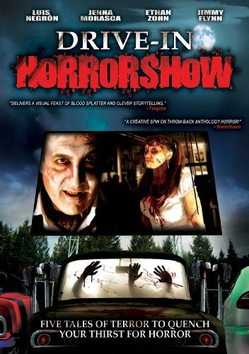 Drive In Horrorshow Drive In Horrorshow DVD Mod This Item Is Made On Demand Could Take 2 3 Weeks For Delivery