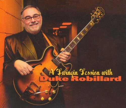 Duke Robillard Swinging Session With Duke Rob