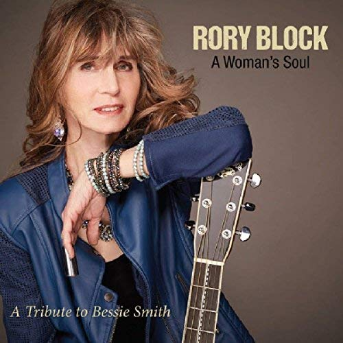 Rory Block A Woman's Soul A Tribute To Bessie Smith Import Can