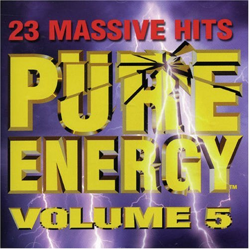 Pure Energy Vol. 5 Pure Energy Ultra Nate Tia Livin Joy Pure Energy
