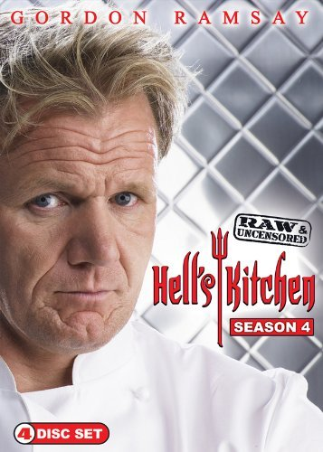 Hell's Kitchen Season 4 DVD Nr