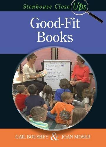 Gail Boushey Good Fit Books (dvd)