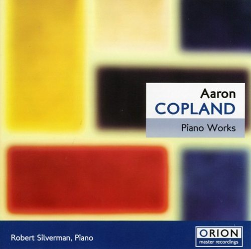 A. Copland Piano Works