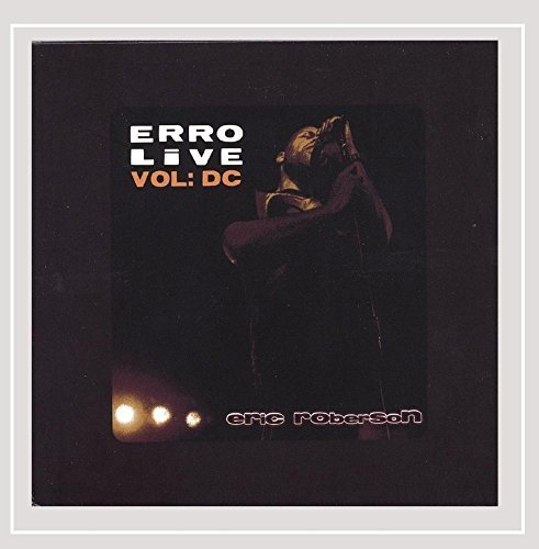 Eric Roberson Erro Live Vol Dc Incl. CD